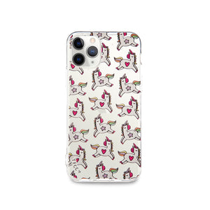 Unicorn Clear Case - thefonecasecompany