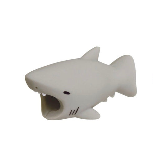 Shark - Animal cable protector - thefonecasecompany