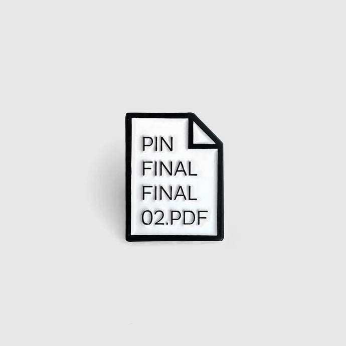 THE FINAL EDIT PIN 03