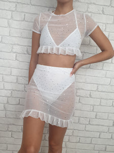 Angelica Mesh Set