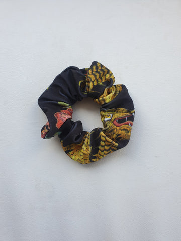 Dragon Scrunchie