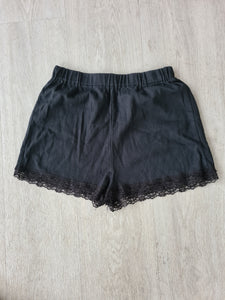 Pre Loved Lace Trim Shorts