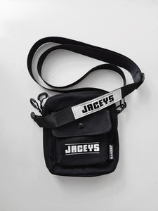 Black Jaceys Cross Body Bag