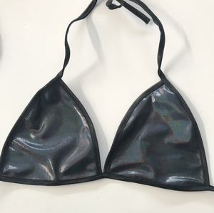 RTS Midnight Triangle Bra