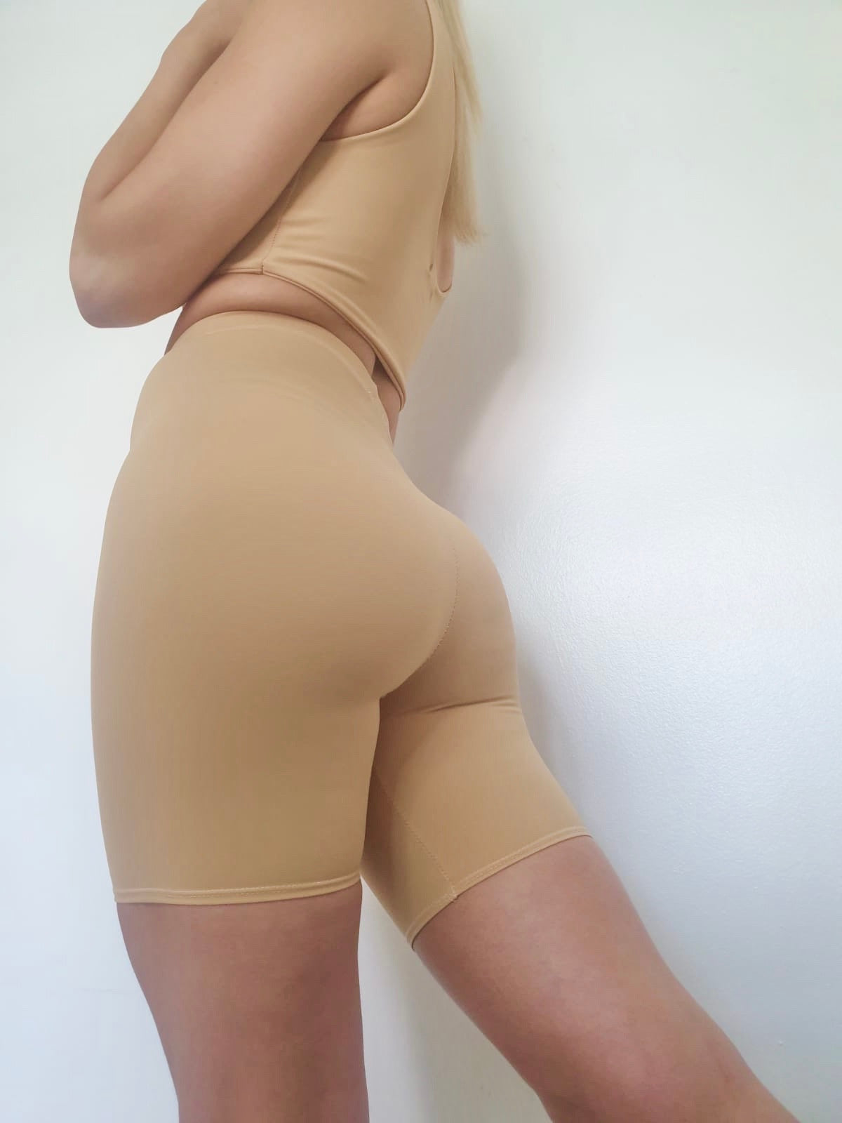Nude Cycle Shorts