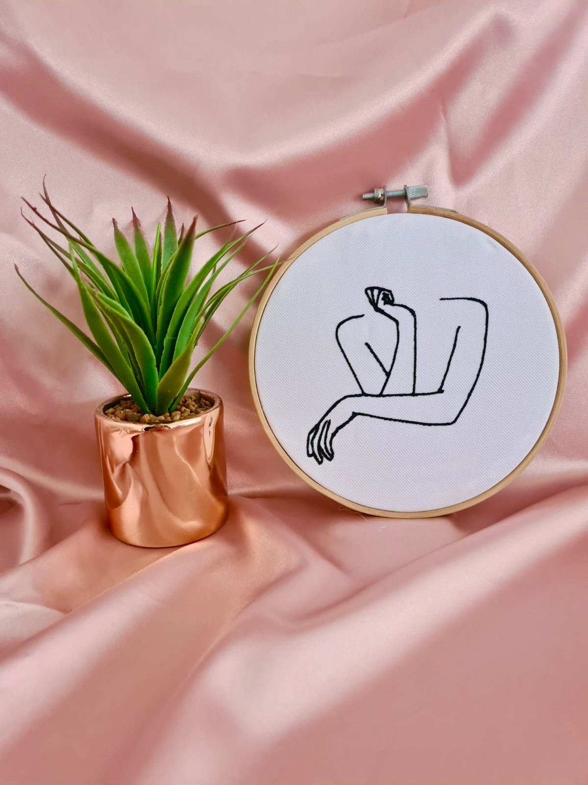 Cynthia Embroidery Hoop