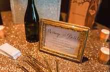 Load image into Gallery viewer, Celebrate It™ Occasions™ Votive Holders, Gold Glitter
