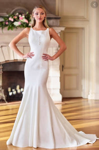 Copy of Enchanting by Mon Cheri Wedding Gown