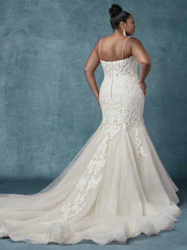 Maggie Sottero Alistaire Lynnette
