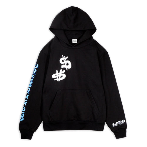 Heaven on Earth Hoodie - Black