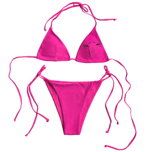 Heatwave Bikini in Hot Pink