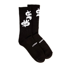 Load image into Gallery viewer, Manifest Socks - Black
