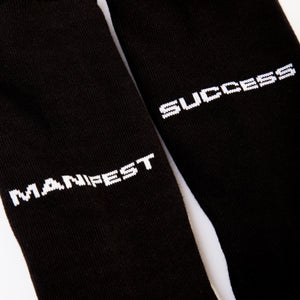 Manifest Socks - Black
