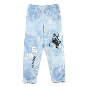 Heaven on Earth Sweatpants - Cloud