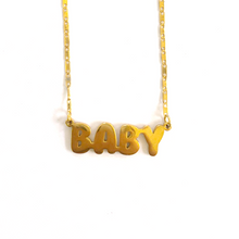 Load image into Gallery viewer, Baby Chain Necklace