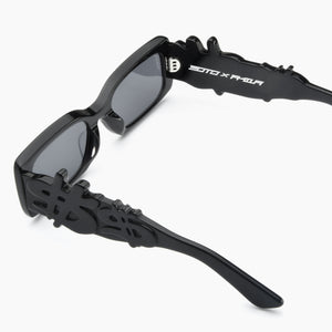 MANIFEST SUNGLASSES - BLACK
