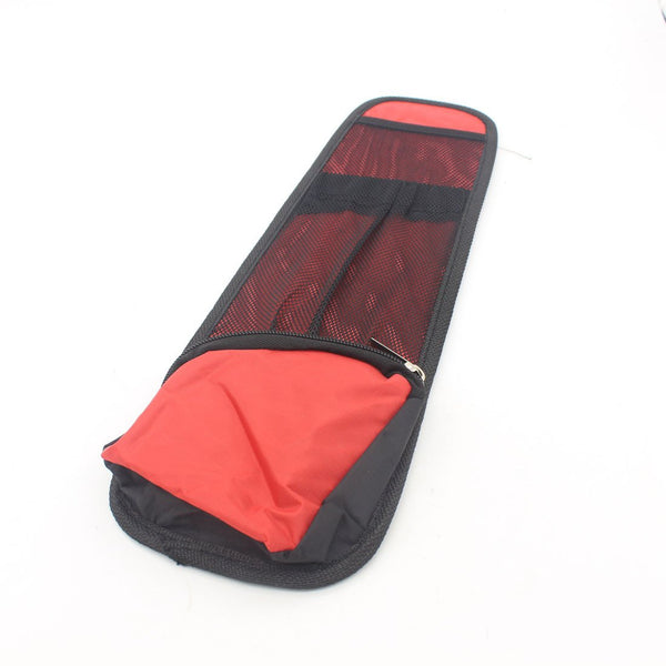 1X Car Chair Side Pockets Multifunctional Car Seat Side Storage Pockets Phone Holder Bag Organizer Styling