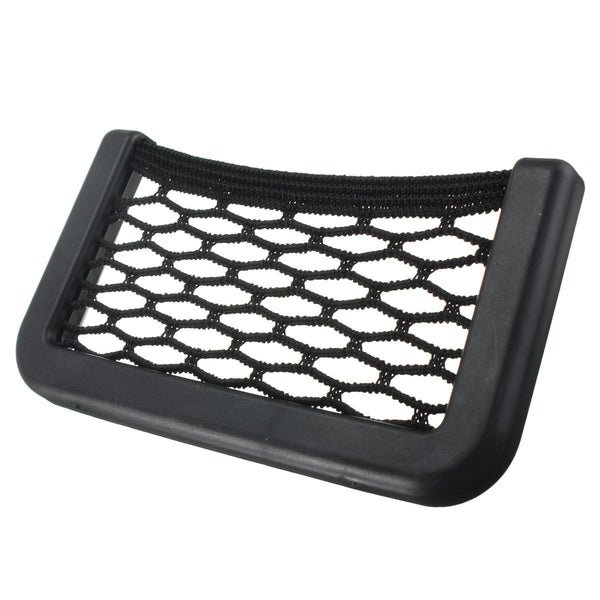 20*8cm 15*8cm Multifunction Car Elastic String Auto Vehical Storage Mesh Pouch Phone Holder Nets