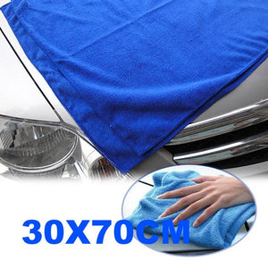 30cm *70 cm Car Washing Cloth Cleaning Towel Wipes Magic Chamois Leather Clean Cham