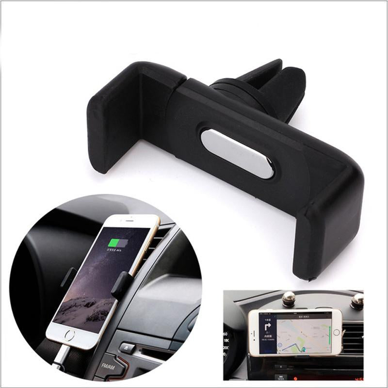360 Degree Universal Car Outlet Air Vent Amount Smartphone Mobile Cell Phone Car Holder Stand
