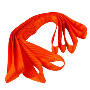 4-Pack orange Motorcycle Bike Bicycle Cycling Multifunction Fixed Strap Rubber Elastic Rope Band