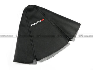 For Nissan Nismo Gear Shift Knob Cover Pu Gaiter Sleeve Glove Collars