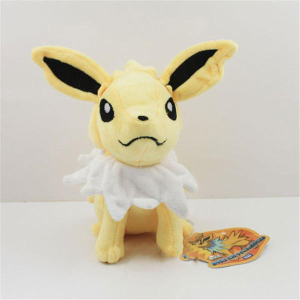 Pikachu Plush Toys 7 inch Sitting Umbreon Eevee Espeon Jolteon Vaporeon Flareon Glaceon Leafeon Plush Doll Kids Toys For Children