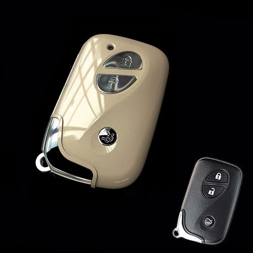 Remote Control Car Keychain Key Case Cover Bag For Lexus Ct200h Es 300h Is250 Gx400 Rx270 Rx450h Rx350 Lx570 Car Styling