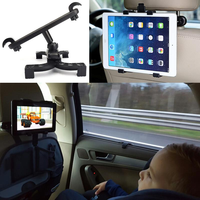 Car Back Seat Headrest Mount Holder For iPad 3 4 Air 5 Air 6 ipad mini 1 2 3 AIR Tablet SAMSUNG Tablet PC Stands Car Accessories