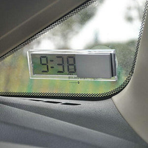 Car Temperature Meter Auto Thermometer Indoor Car Home LCD Digital Display
