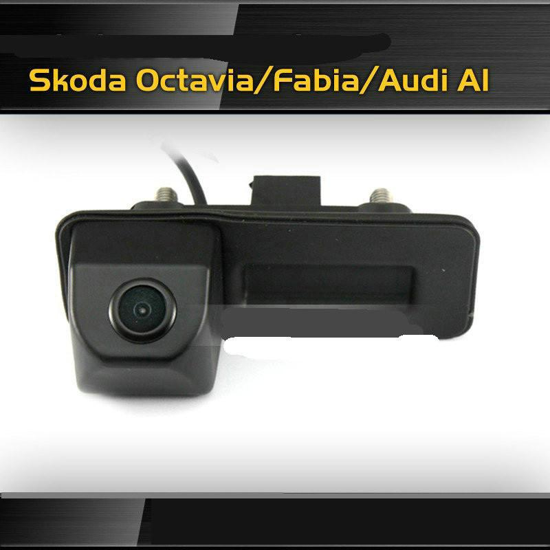 HD Car Rear View CCD Night Vision Car Reverse Camera for Audi A1 Skoda Octavia Fabia