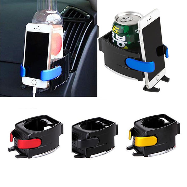 Universal Car Vehicle Truck for Phone Beverage Drink Cup Bottle Holder Stand Mount Car-styling &