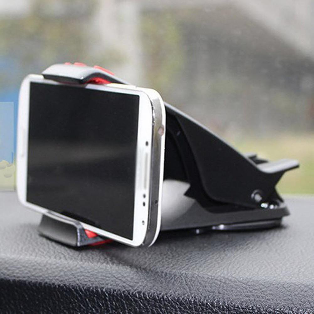 360 Degree Rotatable Car Dashboard Phone Holder Stand Mount Bracket Bracket For iPhone Samsung 5c 6 6plus