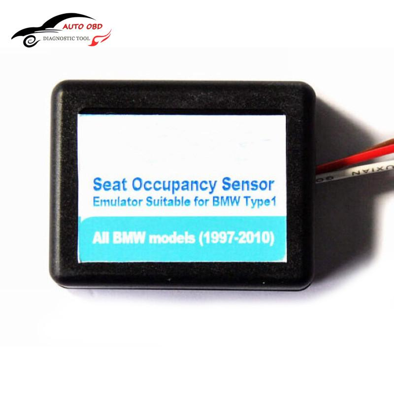 Dianogstic Tool For All BWM E31 E36 E60 E65 E70 Series Car Tools Seat Occupancy Sensor Emulator Air Bag Scan Tool Simulators