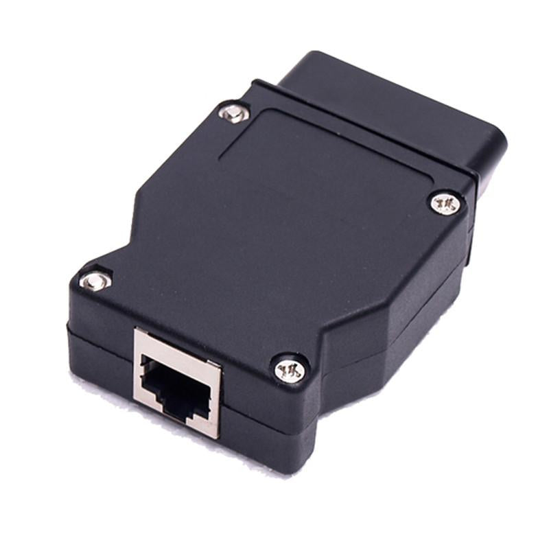 OBD Plug For BMW Enet Ethernet To OBD 2 Interface E-SYS ICOM Coding F-series for bmw enet Cable Connector Diagnostic Tool