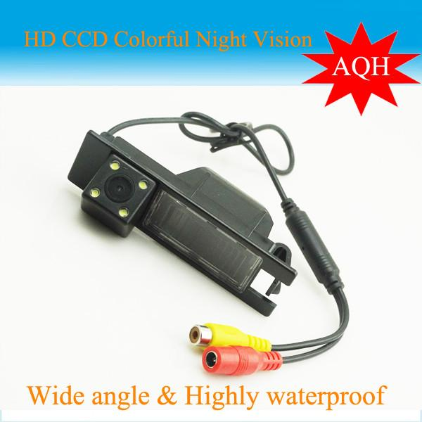 Rearview camera for opel astra J Backup reverse vehicle Reverse water-proof CCD HD NTSC PAL