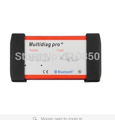 Ship CDP Multidiag pro +2015.R1 Software dvd with bluetooth tcs CDP pro install video TCS pro+ obd2 diagnostic tool