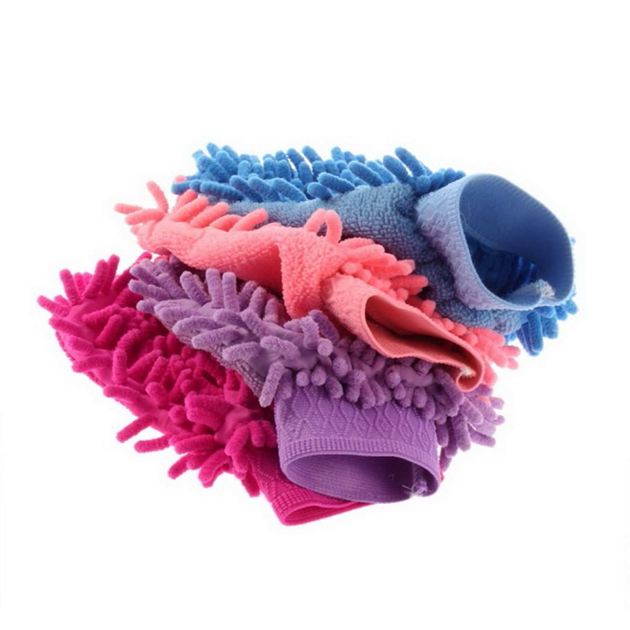 Super Mitt Microfiber Car Wash Gloves Washing Cleaning Anti Scratch car washer Household care brush Car Cleaning brush