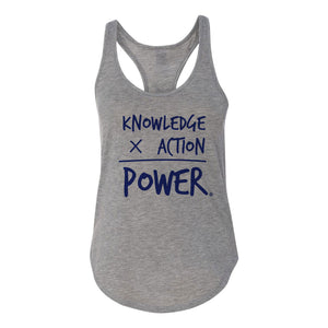 Equation Racerback Tank