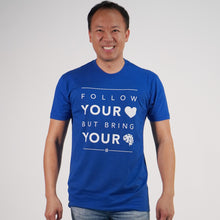 Load image into Gallery viewer, Follow Your Heart Tee