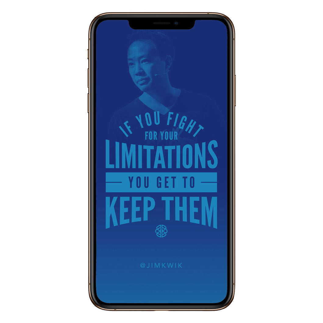 Limitation Wallpaper