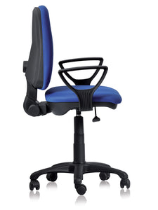 MICEV 450 -TASK VDU Chair. (price includes fixed arms)