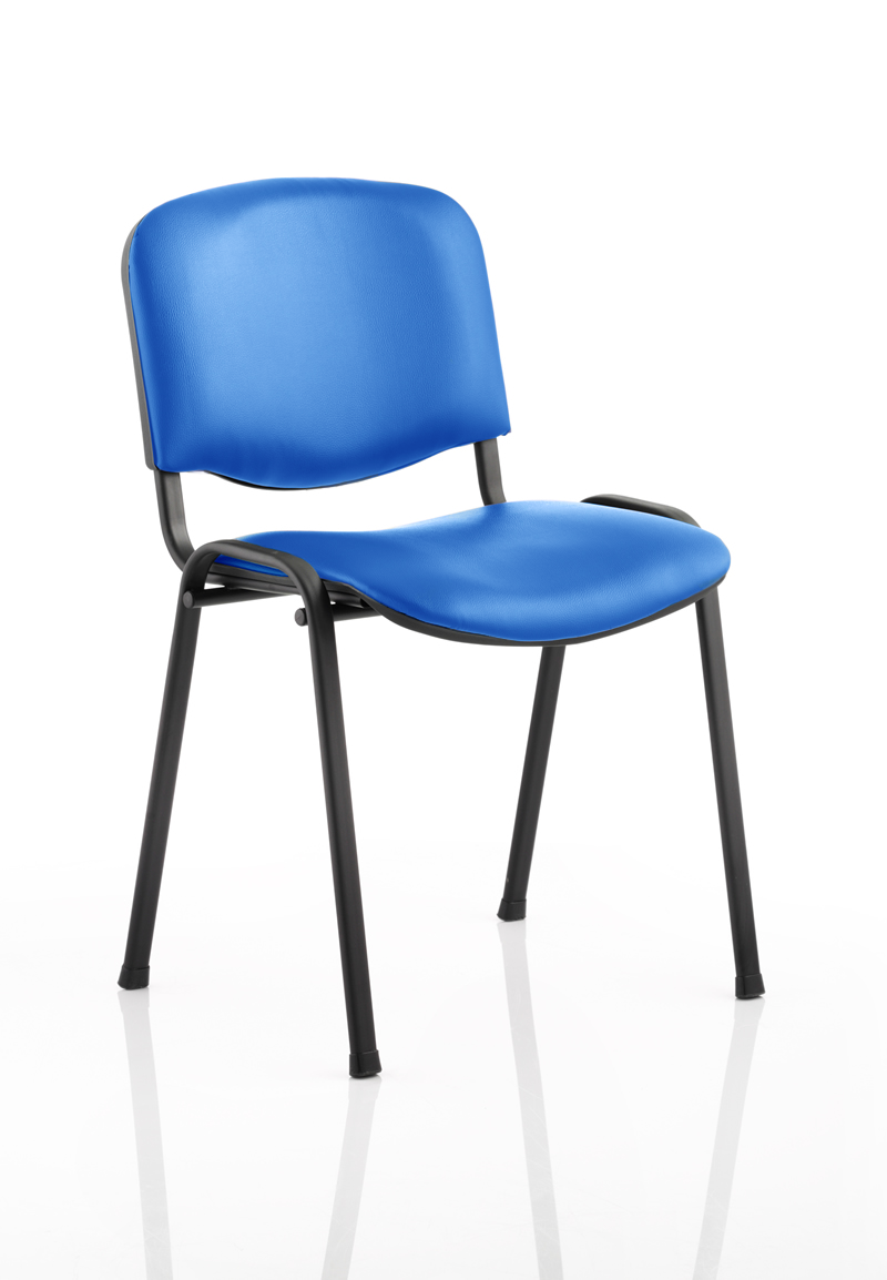 Stackable PVC Meeting Chair