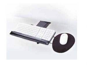 Keyboard Tray & Mousepad