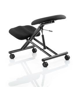 Dynamic Kneeling Chair Black/Black