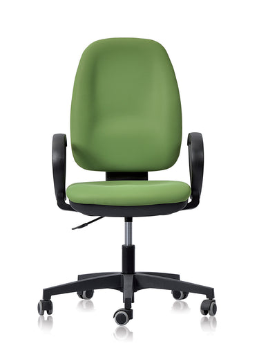 OP450 CPZ. -High Grade Operator Chair (price includes a pair of arm rings and VAT)