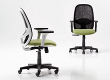 O-Zone Mesh Chair White Livery + 2D Arms