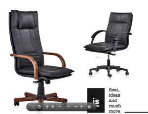 ROMA Executive Chair Leather