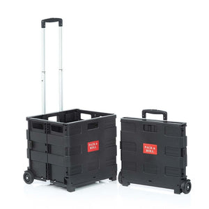 Collapsible Small Trolley
