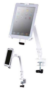 Desk Clamp Arm for IPAD/Tablet